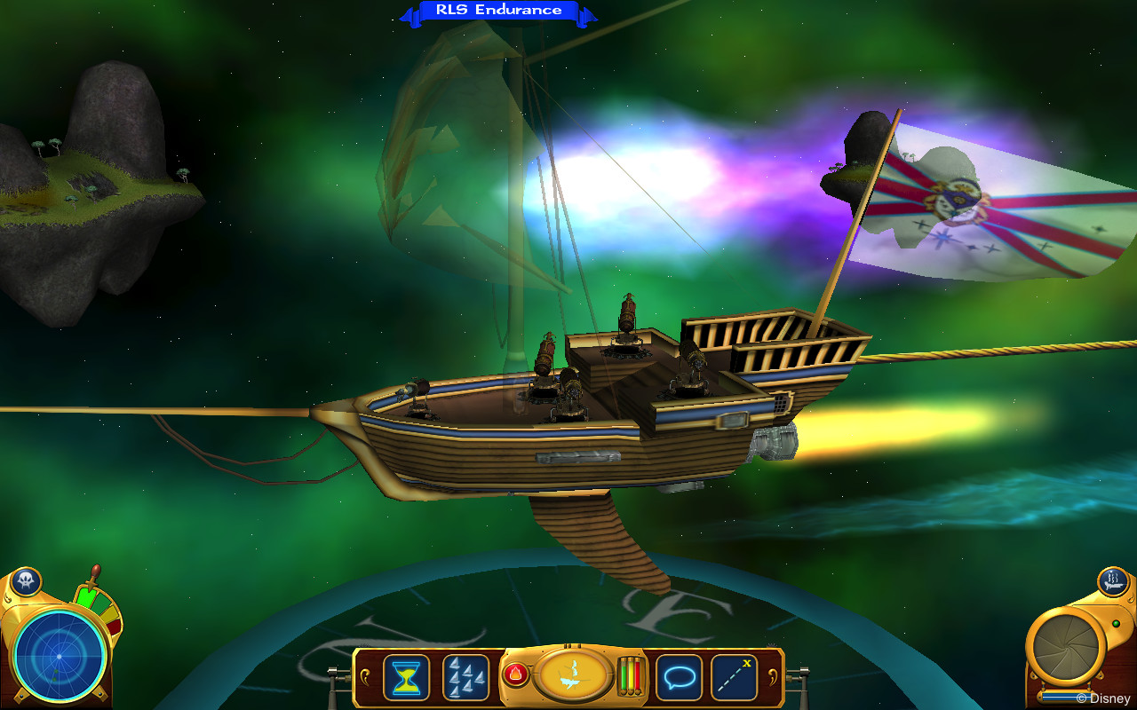Download Treasure Planet: Battle at Procyon Full PC Game