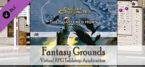 Fantasy Grounds - C&C: A5 The Shattered Horn