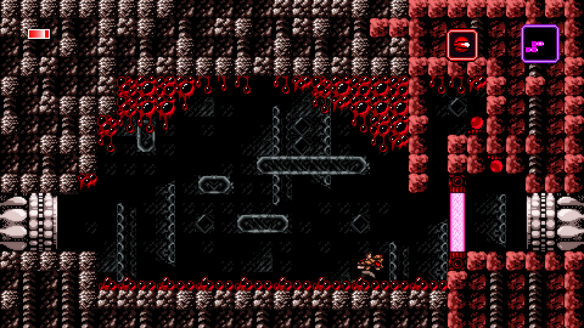 Axiom Verge [2015|Rus|Eng|Multi8]