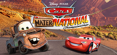 Disney•Pixar Cars Mater-National Championship