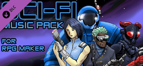 RPG Maker VX Ace - Sci-Fi Music Pack
