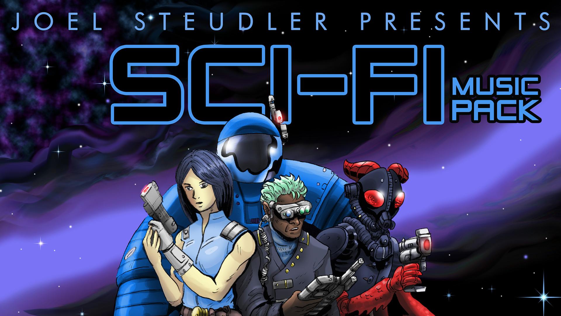 RPG Maker VX Ace - Sci-Fi Music Pack screenshot