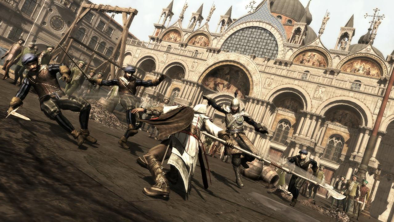 (Assassin's Creed II, Ubisoft)