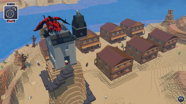 LEGO Worlds: Early Acess (PC) 2015