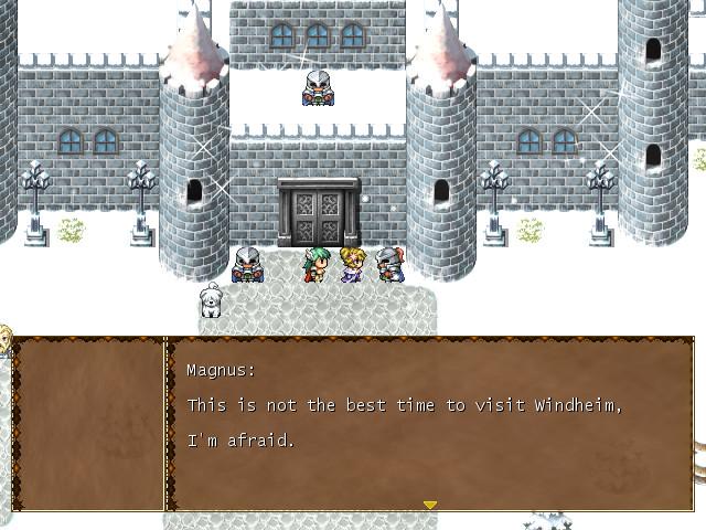 Moonchild screenshot