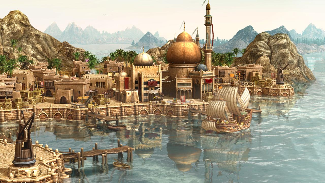 Anno 1404 screenshot