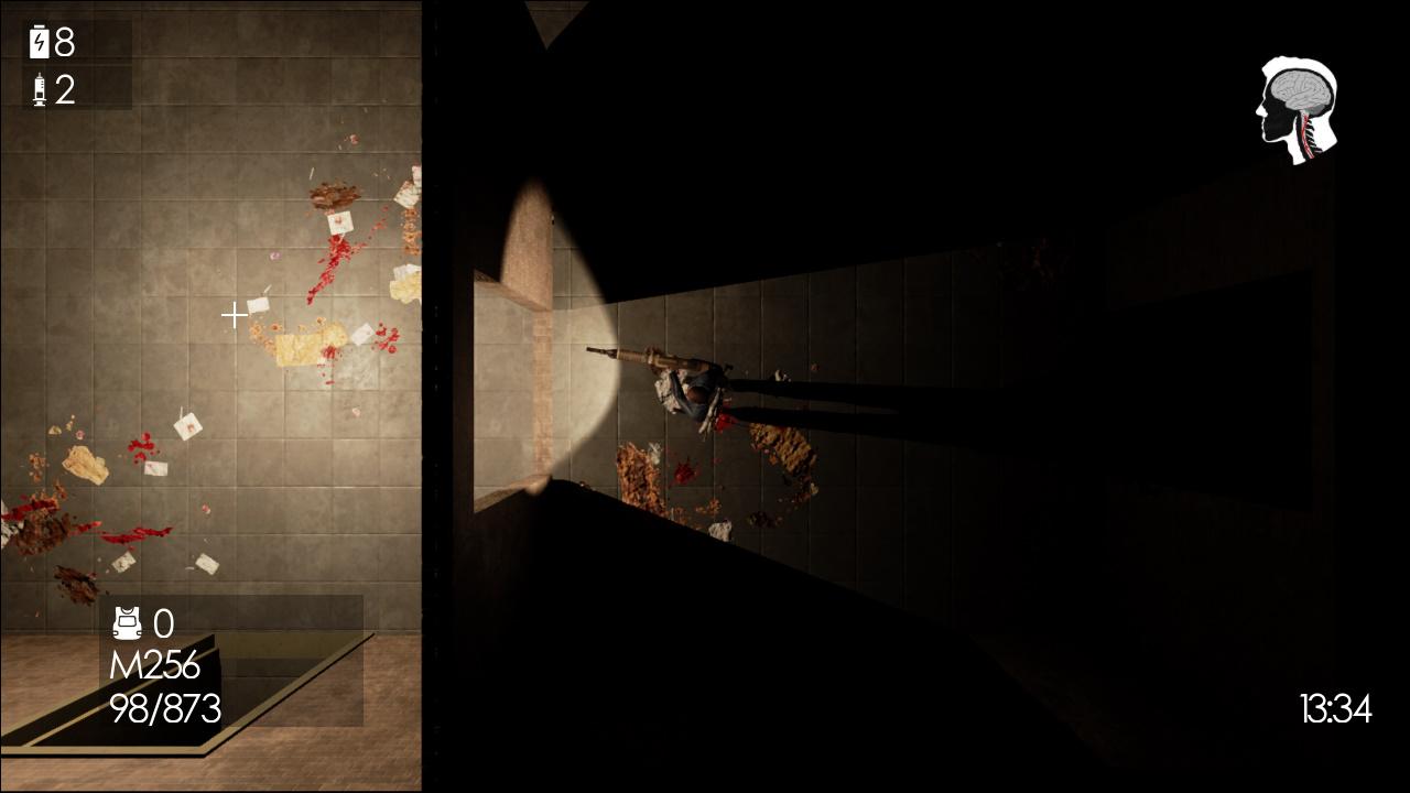 National Zombie Park screenshot