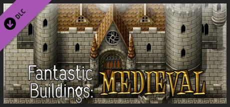 RPG Maker VX Ace - Fantastic Buildings: Medieval