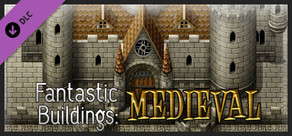 RPG Maker: Fantastic Buildings - Medieval