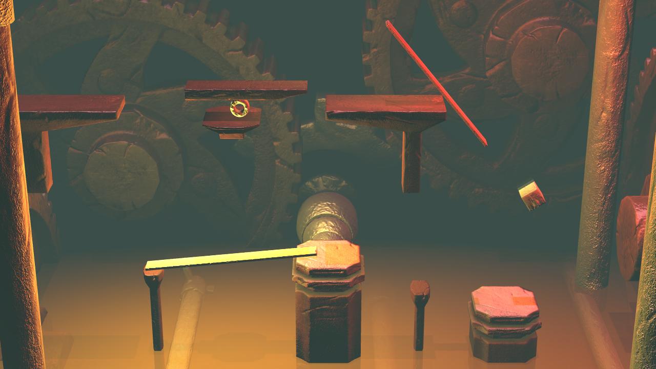 Inside The Gear screenshot