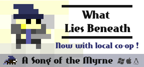 Song of the Myrne: What Lies Beneath game image