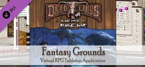 Fantasy Grounds - Deadlands Reloaded: Blood Drive 3