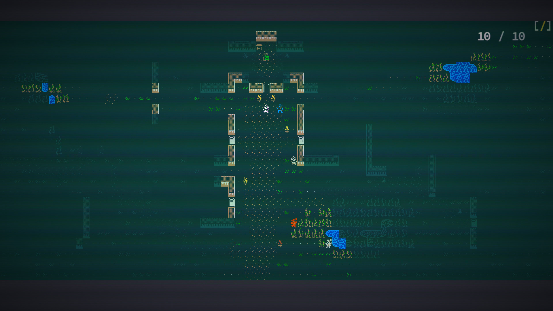 Caves of Qud screenshot