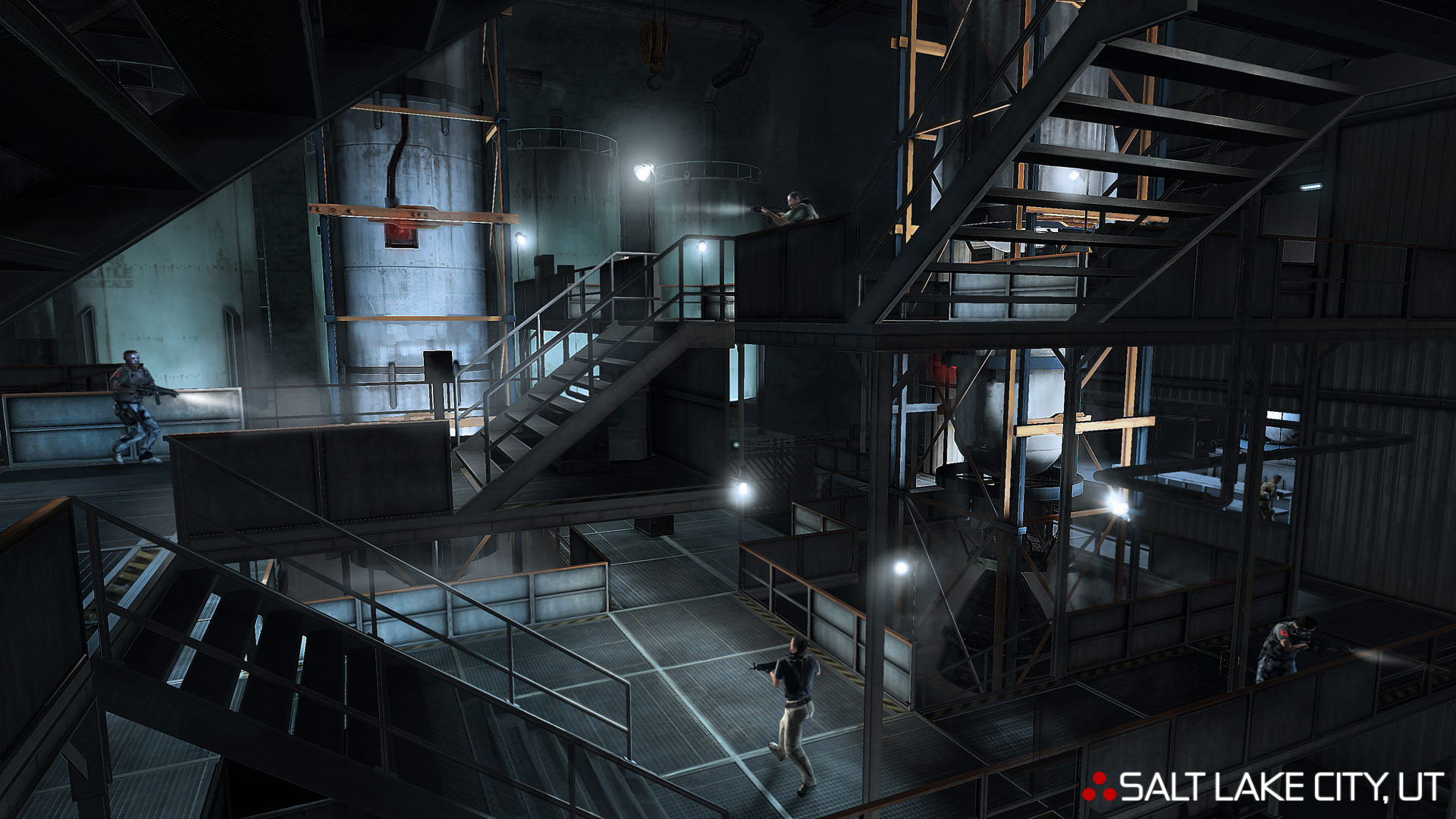 Tom Clancy's Splinter Cell Conviction Insurgency Pack screenshot