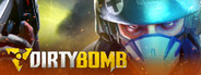 Logo for Dirty Bomb