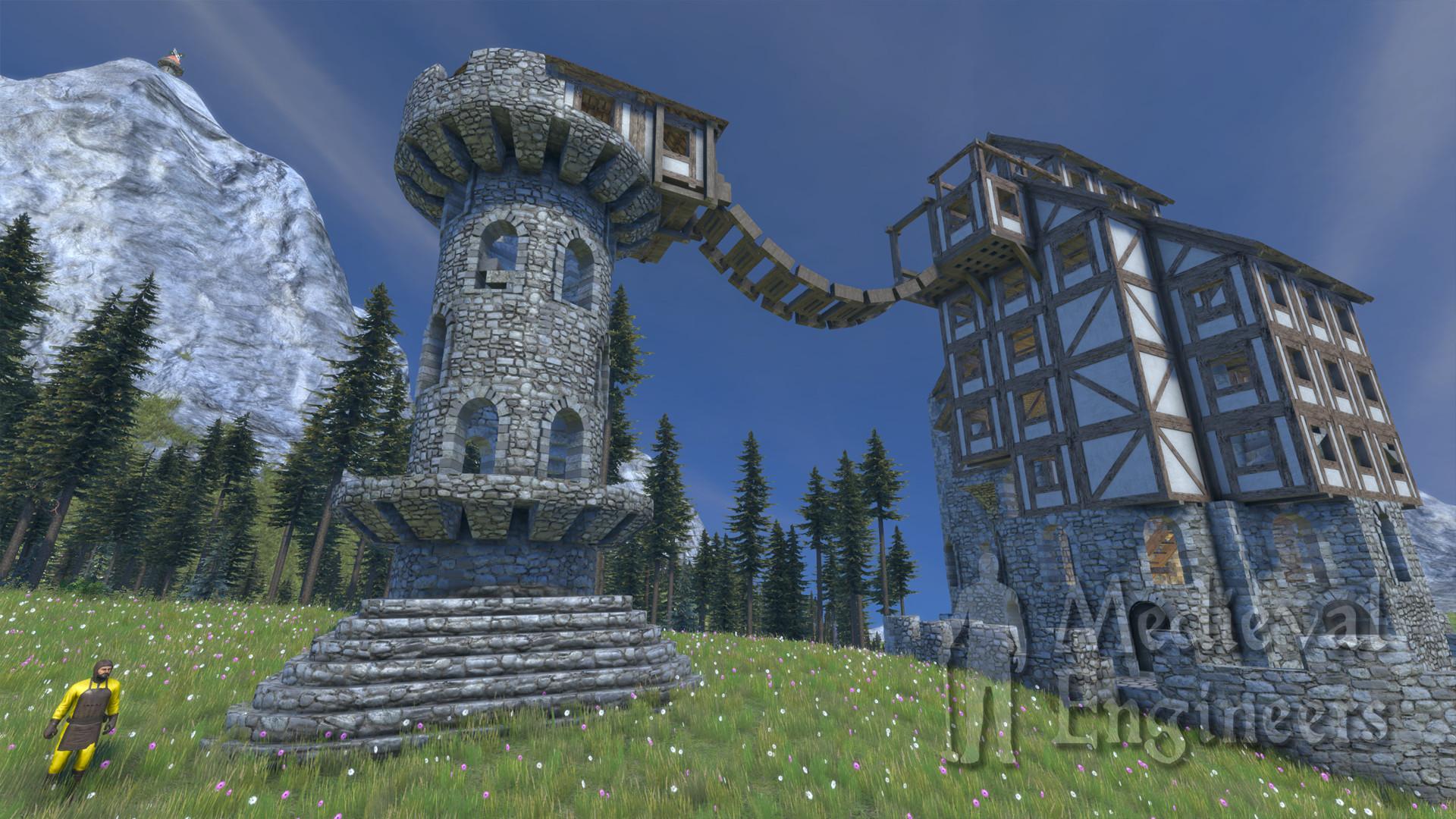 Medieval Engineers Deluxe Edtion v0.4.3.91833 Cracked-3DM скачать торрент
