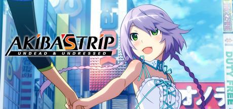 Akibas Trip Undead Undressed-RELOADED
