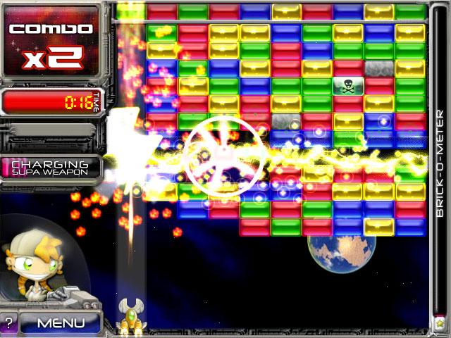 AstroPop Deluxe screenshot