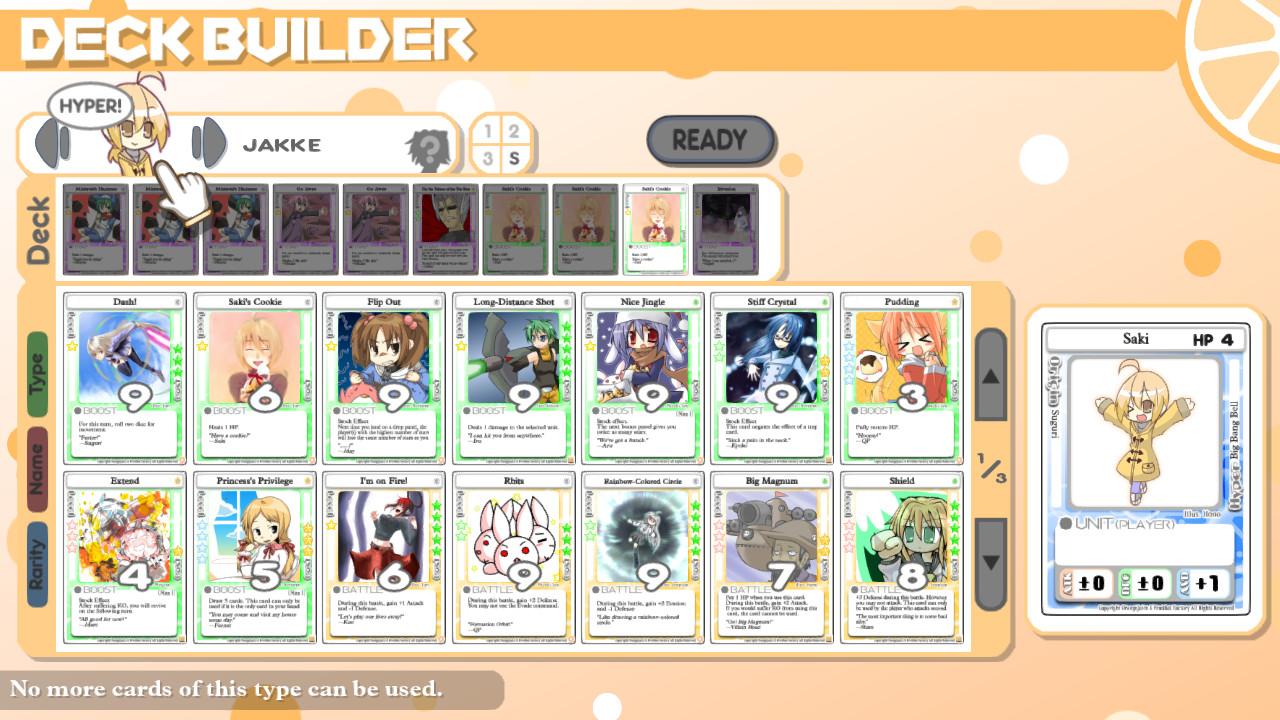 100% Orange Juice - Saki & Kyousuke Character Pack screenshot