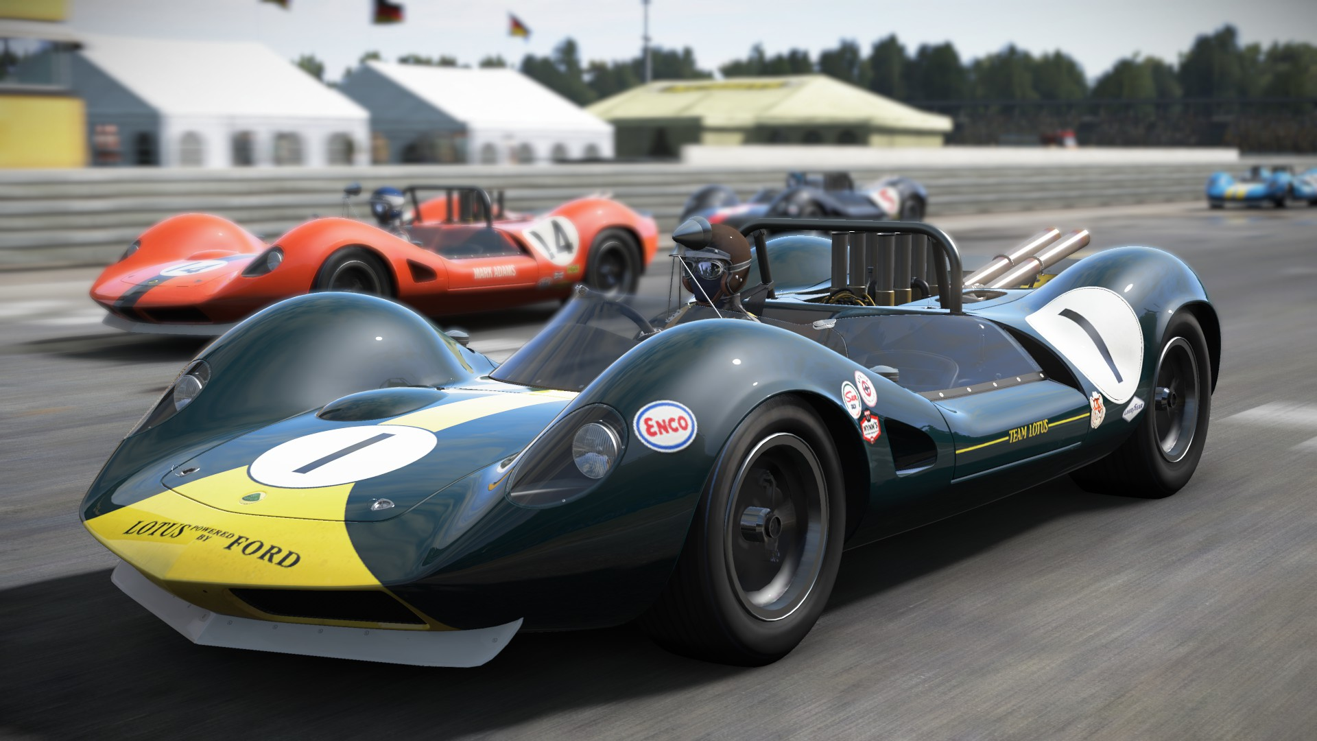 Project CARS - Classic Lotus Track Expansion on Steam