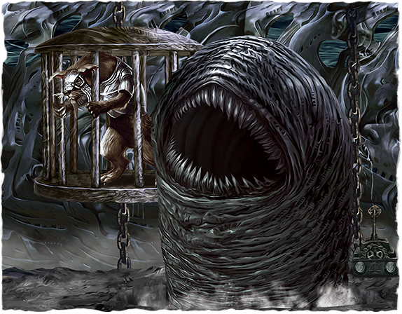 Tormentum: Dark Sorrow Worm