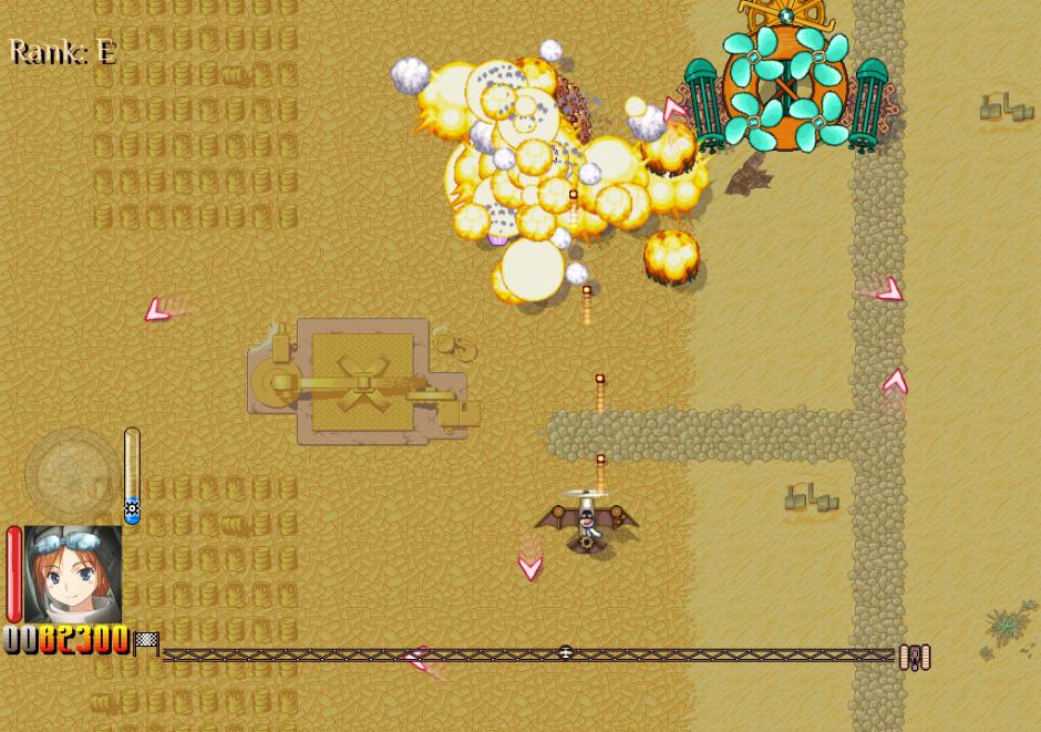Steam and Metal screenshot