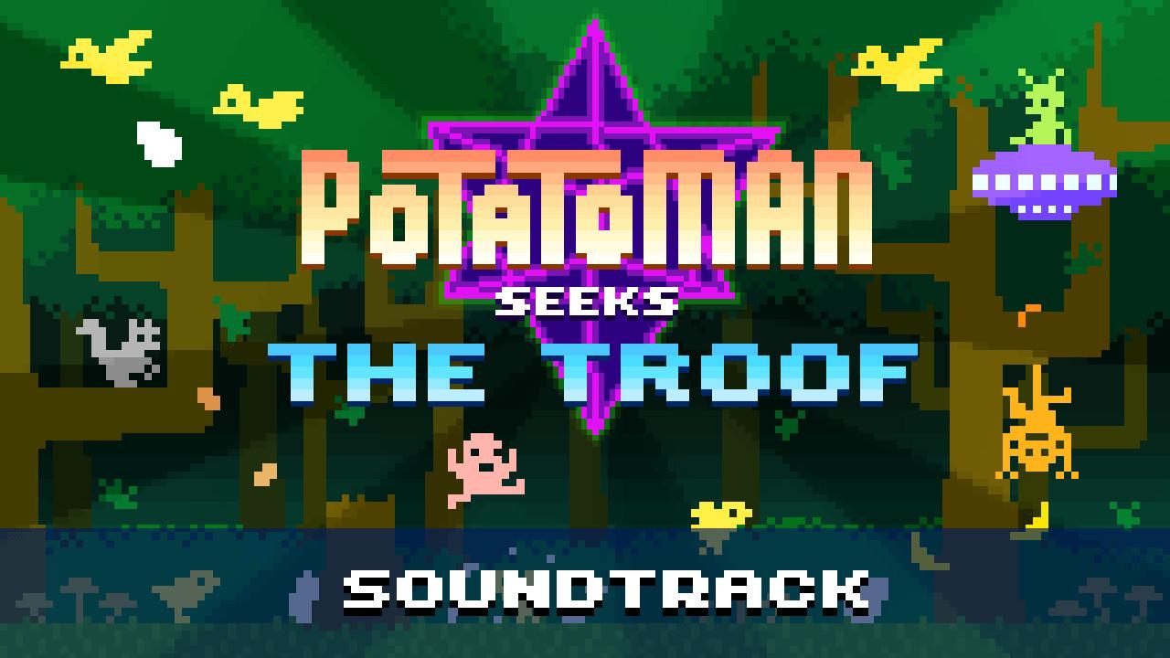 Potatoman OST & Supporter Pack screenshot