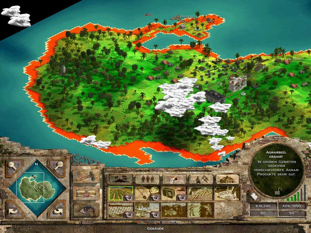 Tropico Reloaded screenshot