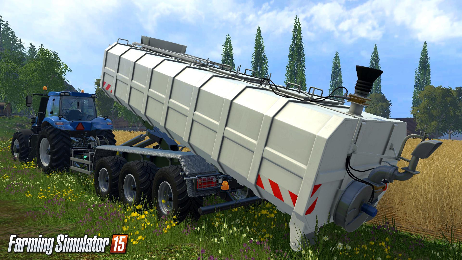 Farming Simulator 15 - ITRunner screenshot