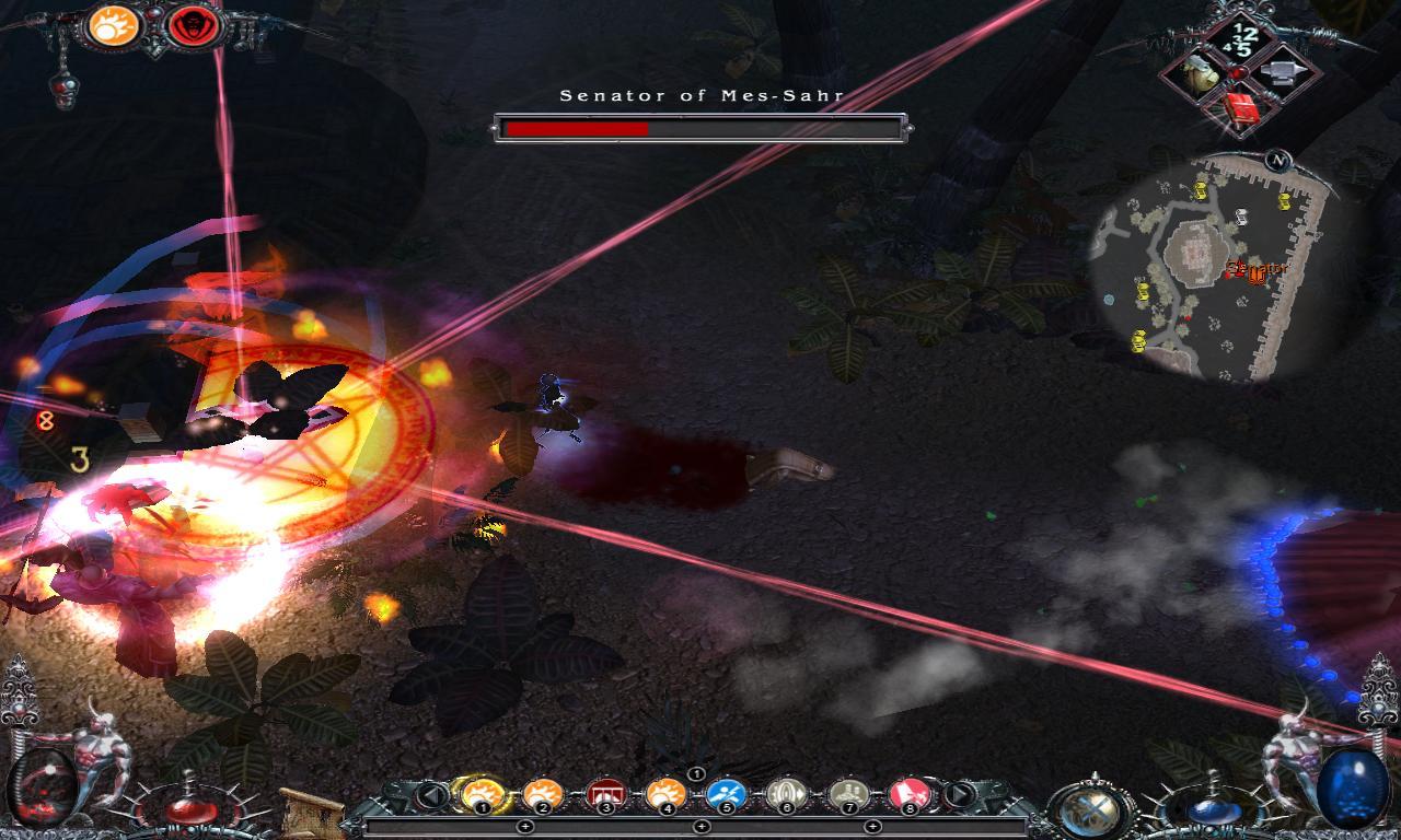 Time of Shadows screenshot