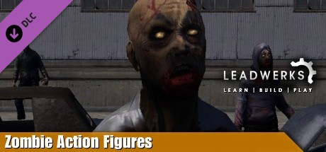 Leadwerks Game Engine - Zombie Action Figures