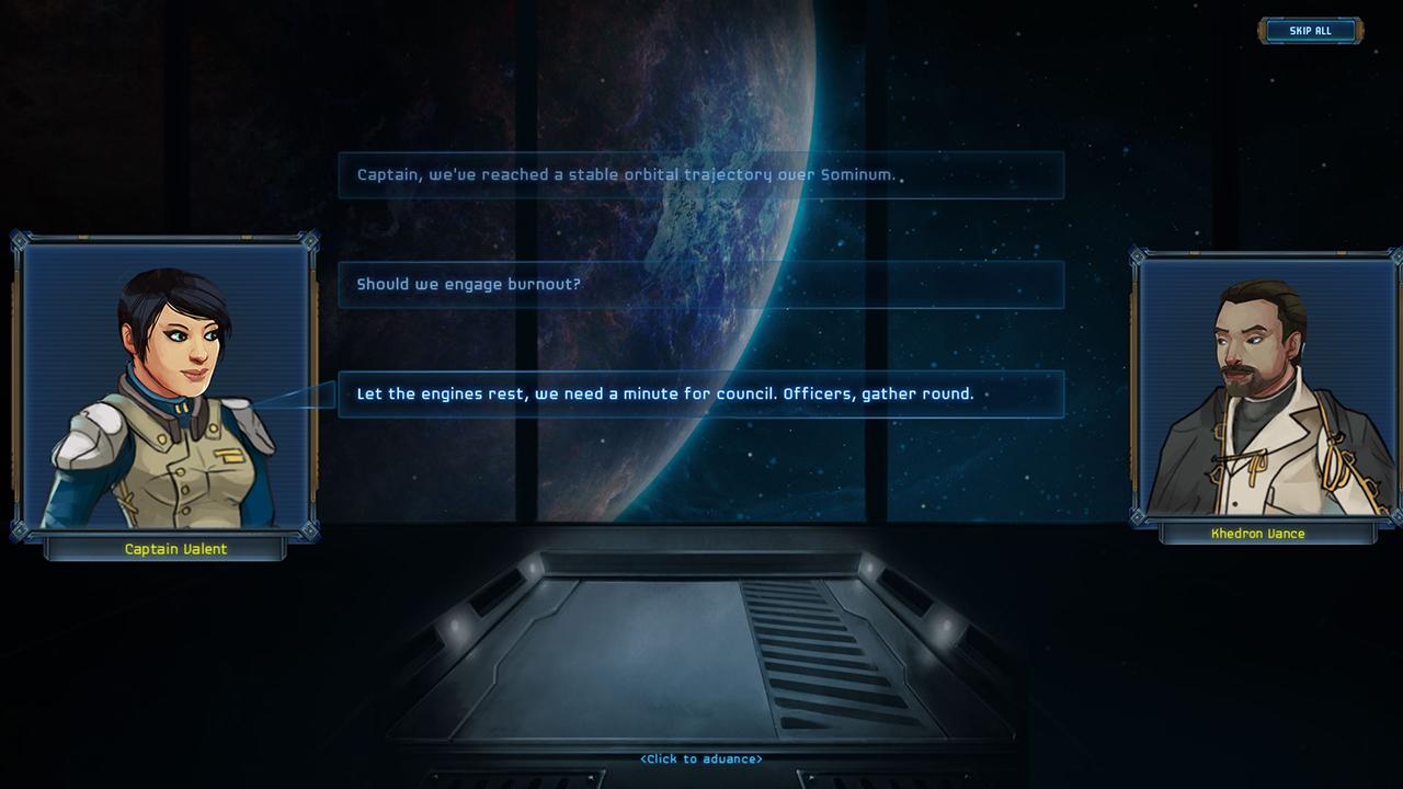 Star Traders: Frontiers screenshot