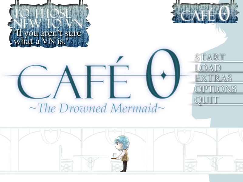 CAFE 0 ~The Drowned Mermaid~ screenshot