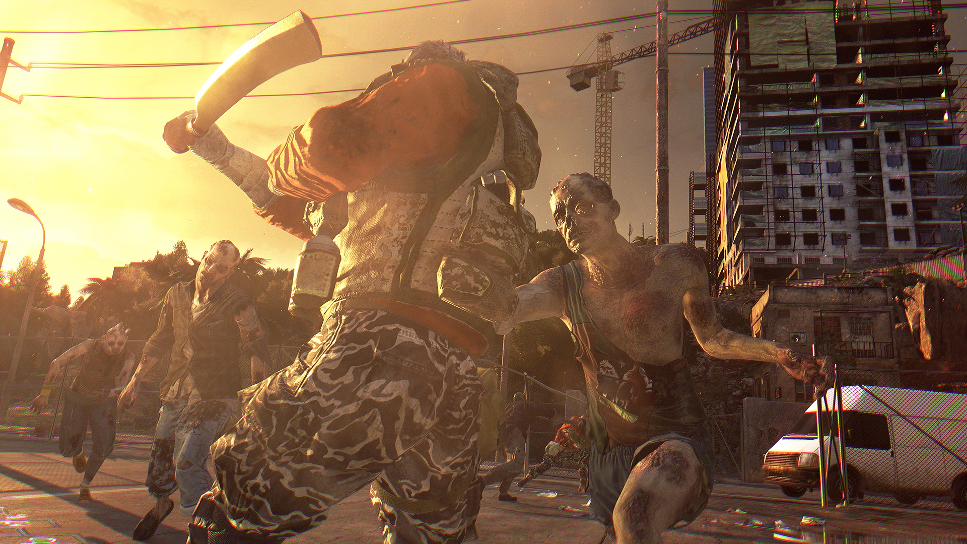 Inspired Dying Light Game Announced