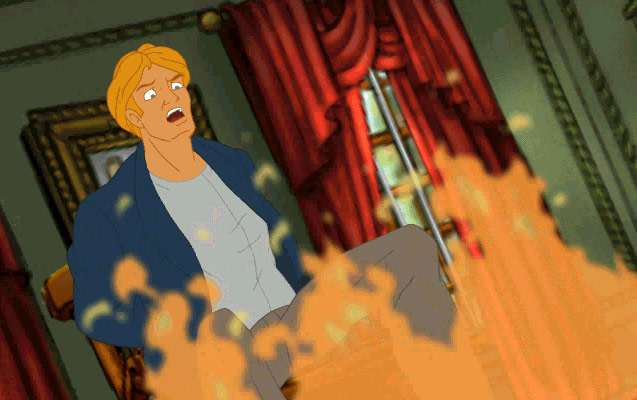 Broken Sword 2 - the Smoking Mirror: Remastered screenshot