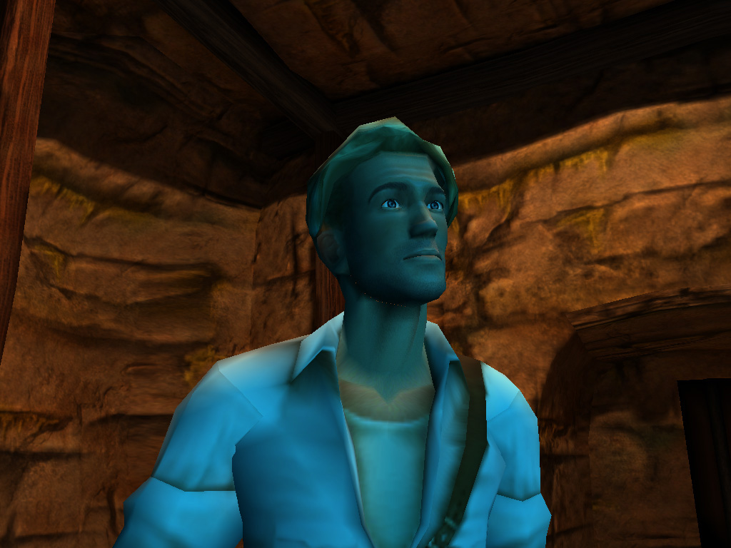 Broken Sword 3 - the Sleeping Dragon screenshot