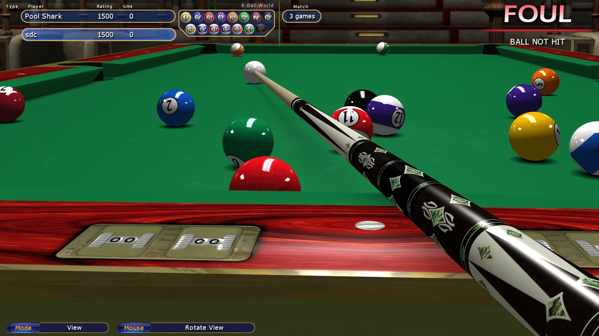 Download virtual pool 4 full pc game for Pool design game