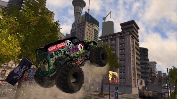 Monster Jam Battlegrounds Full Game PC Download