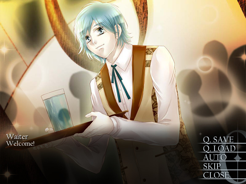 CAFE 0 ~The Drowned Mermaid~ - Japanese Voice Add-On screenshot