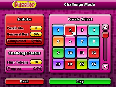 Puzzler World screenshot