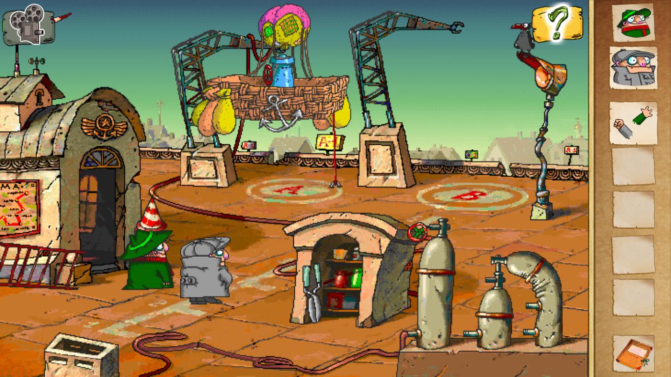 Pilot Brothers screenshot