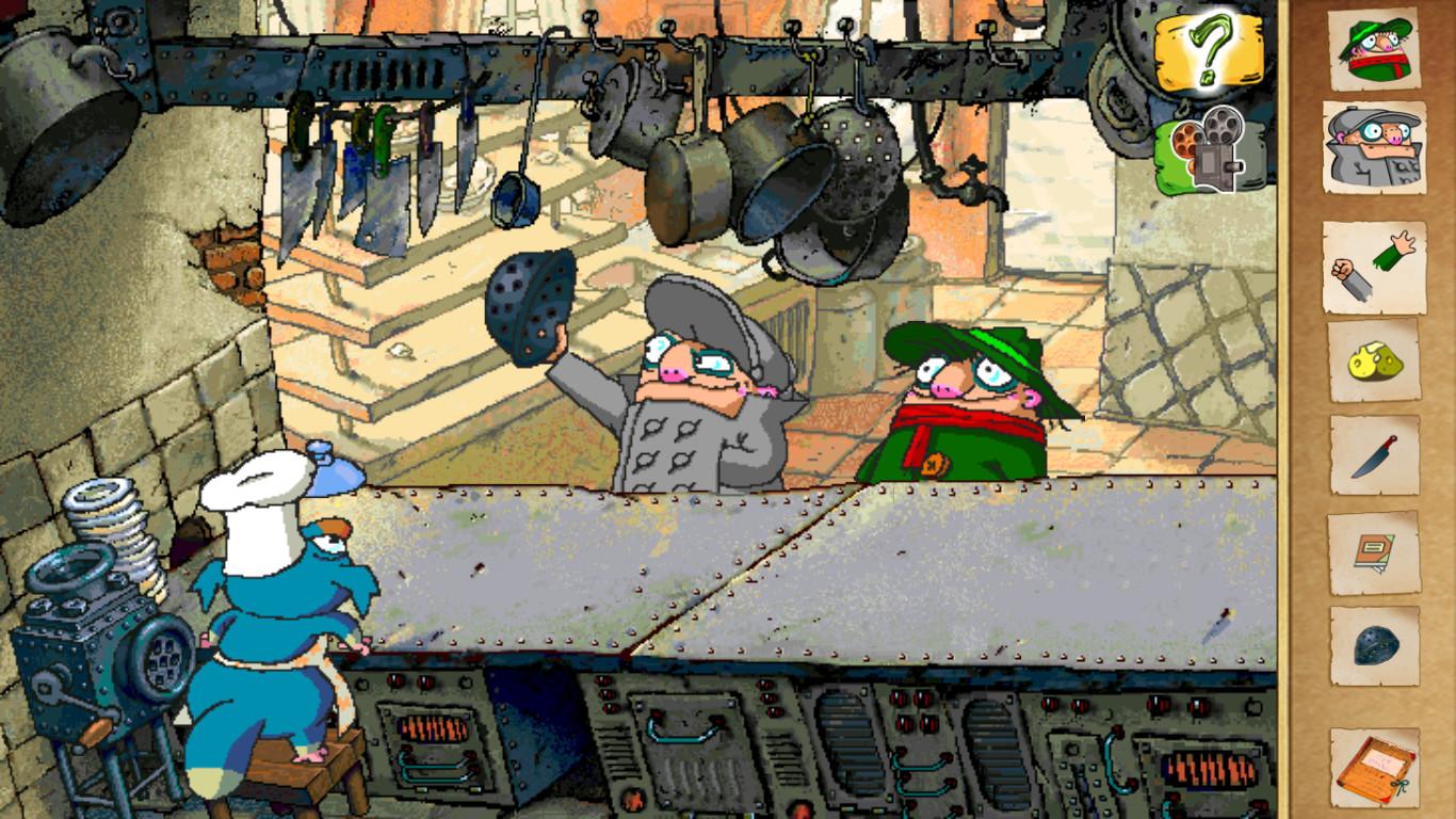 Pilot Brothers 2 screenshot
