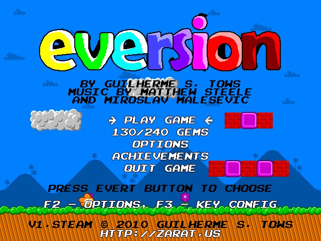 eversion screenshot