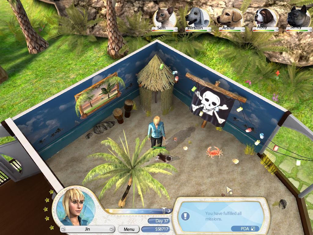 Paws and Claws: Pampered Pets screenshot