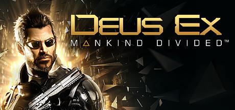 E3: Deus Ex: Mankind Divided