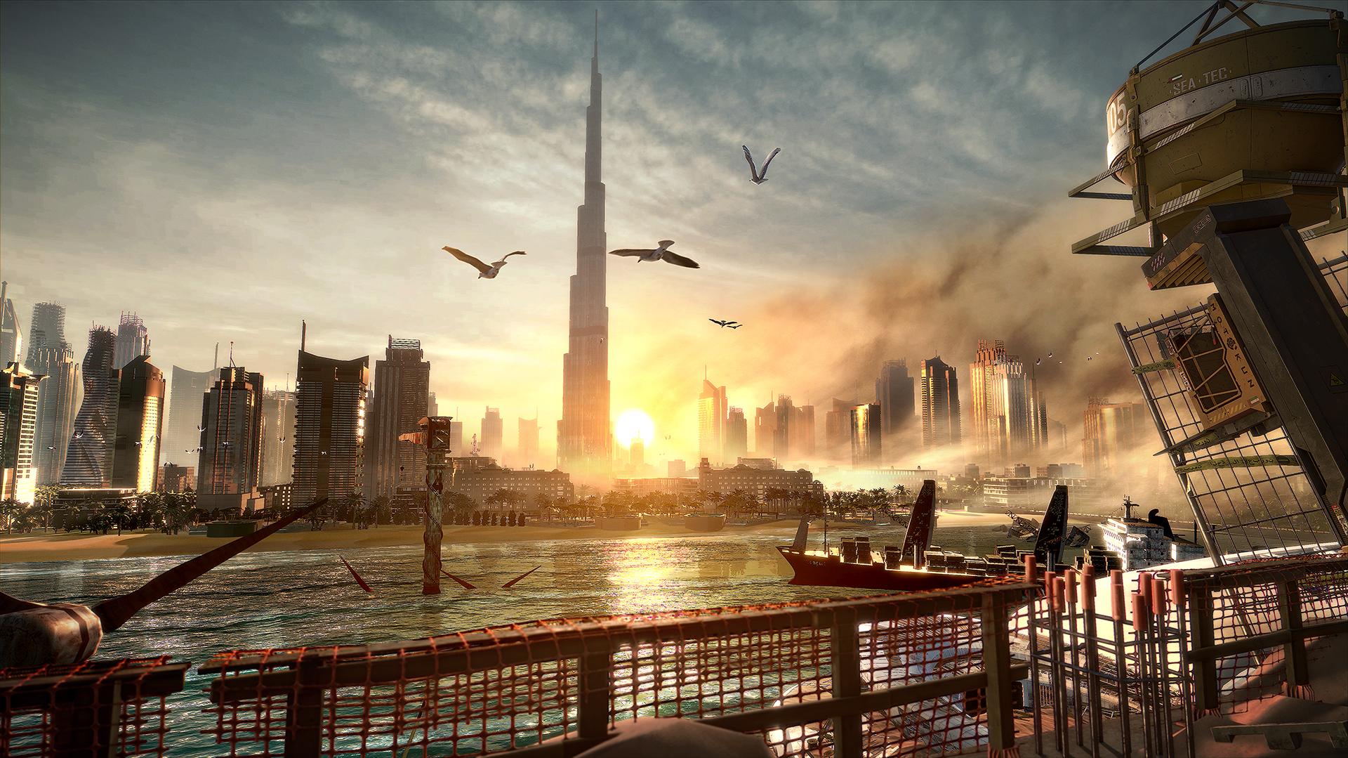 Deus Ex: Mankind Divided (RUS|ENG|MULTI8) [RePack] от R.G. Механики