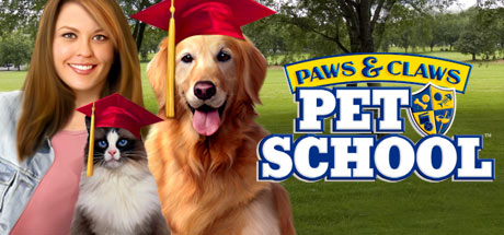 Paws and Claws: Pet School