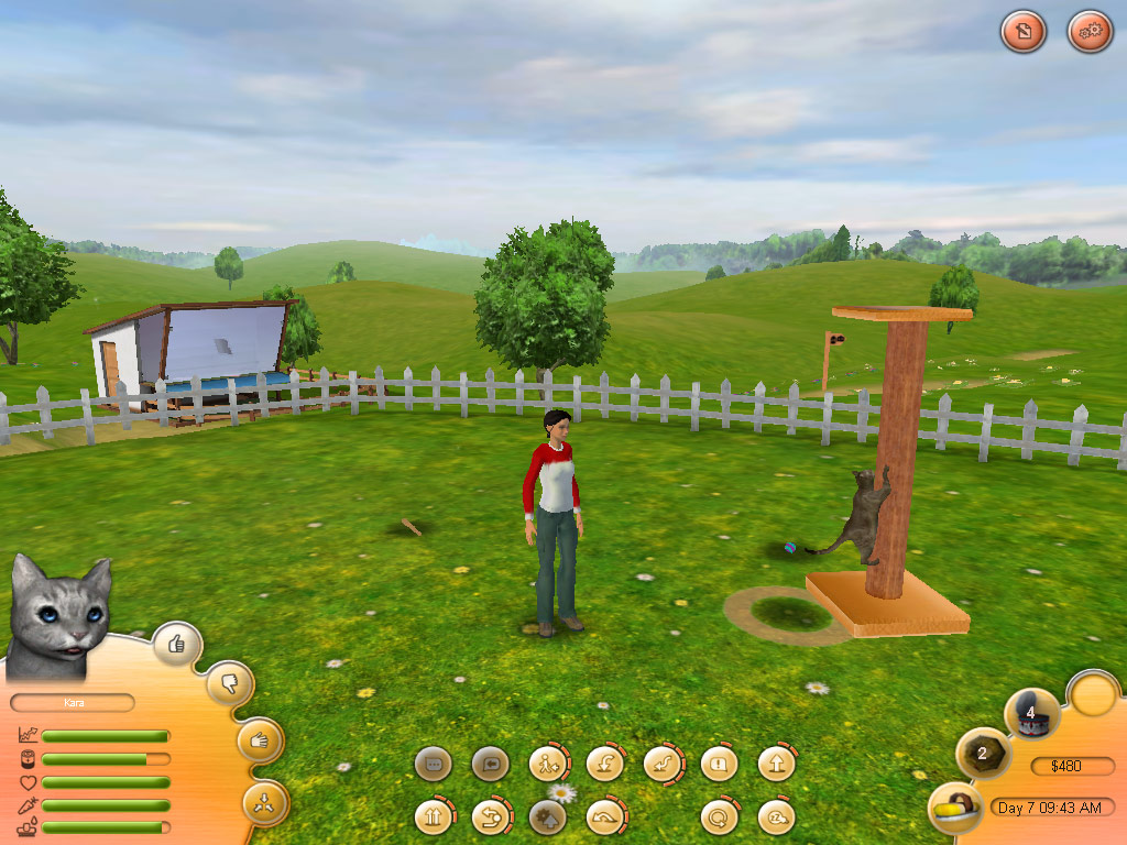 Paws and Claws: Pet School screenshot