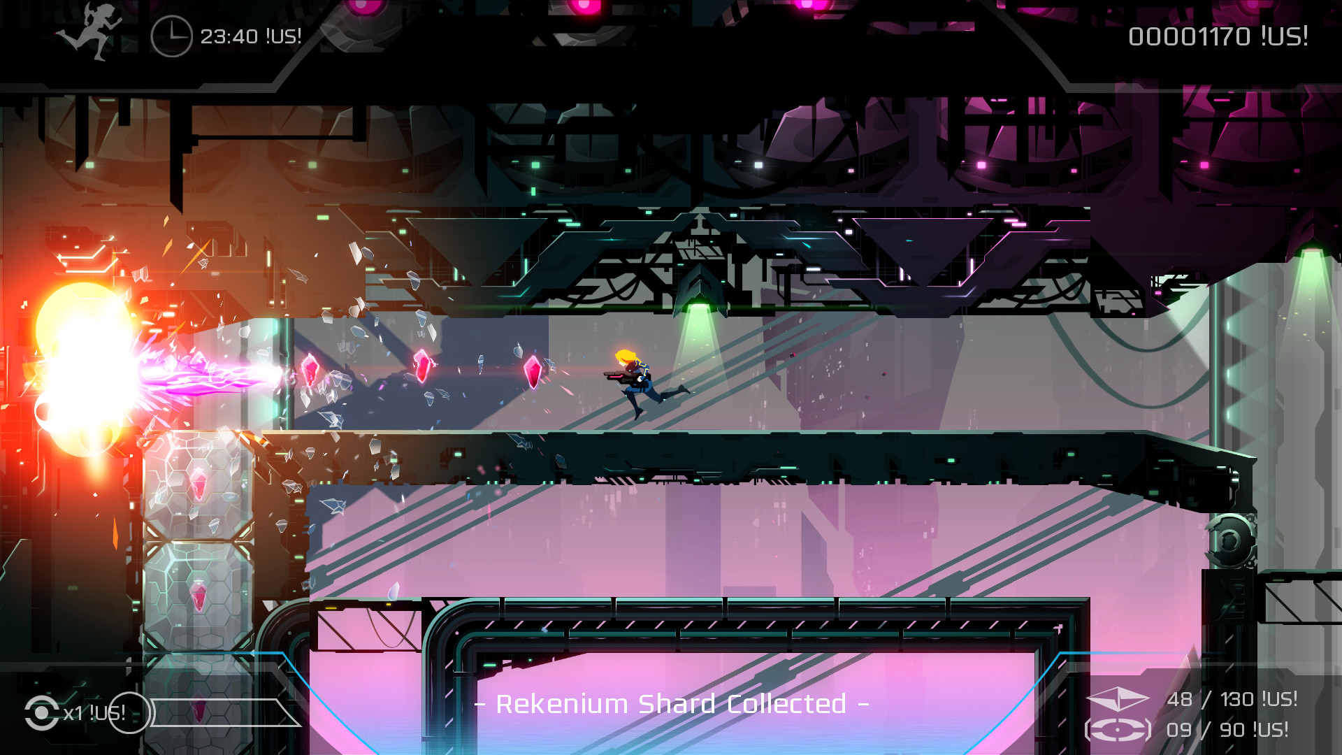 Velocity 2X screenshot