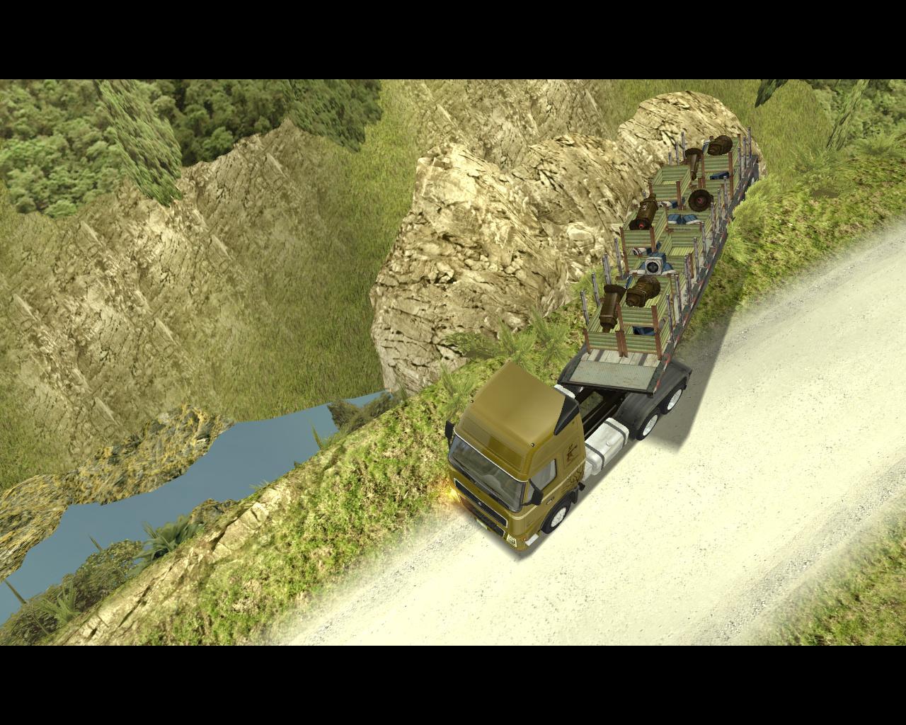 18 Wheels of Steel: Extreme Trucker screenshot